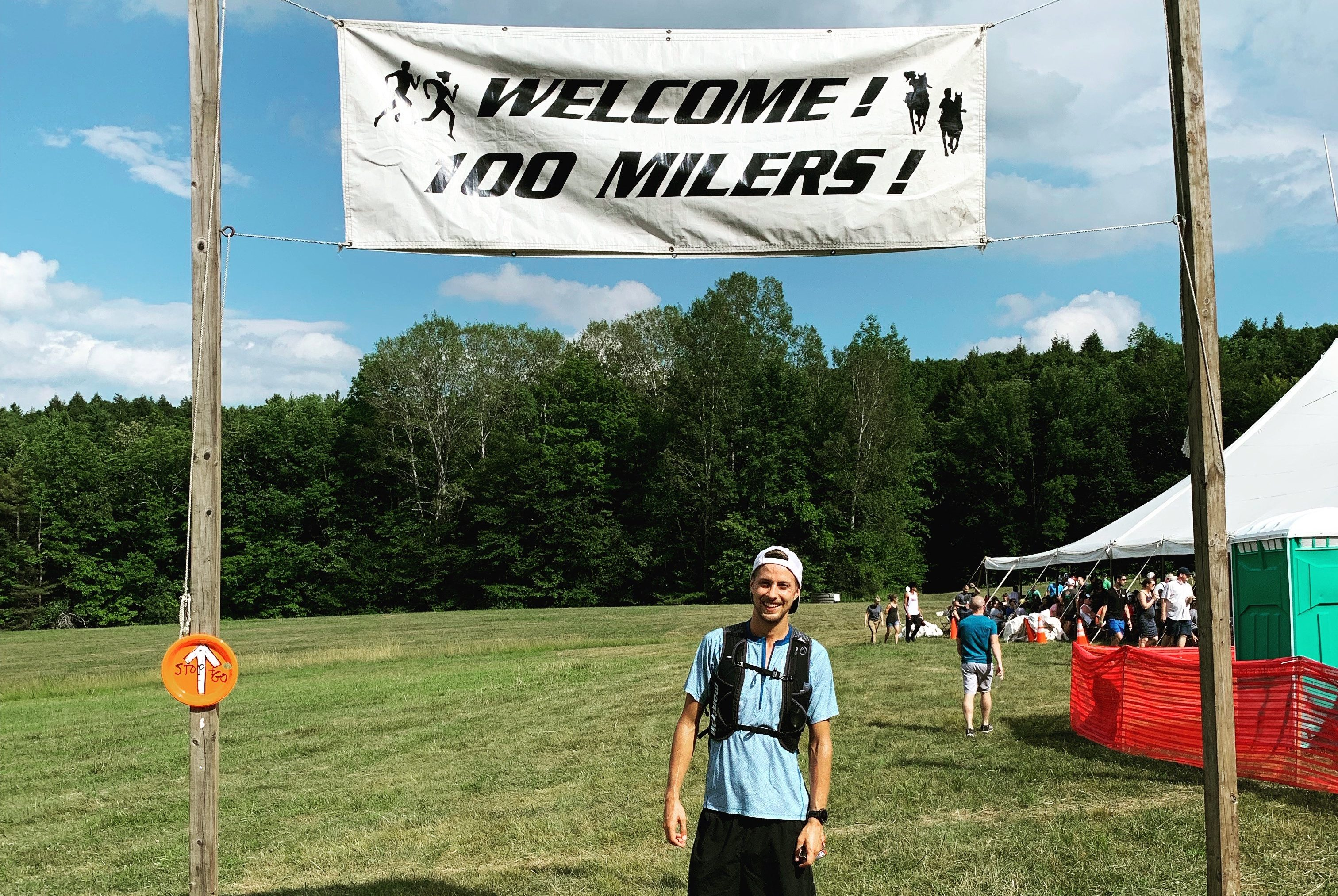 Vermont 100 Mile Race Report