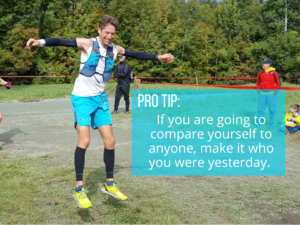 Read more about the article The Runner's Mindset – Comparison