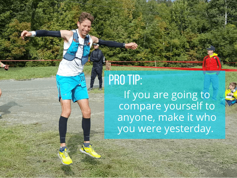 You are currently viewing The Runner's Mindset – Comparison