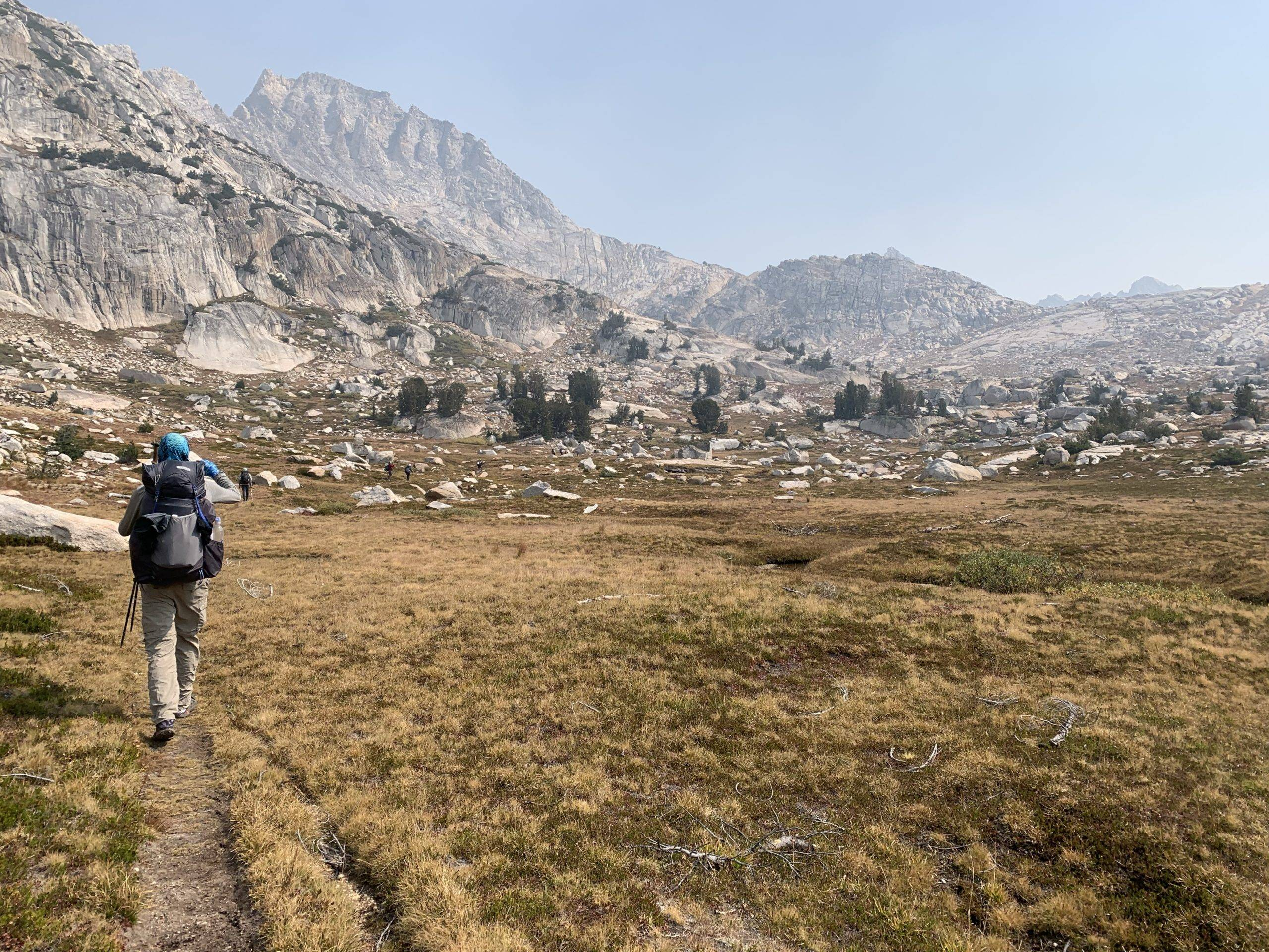 You are currently viewing Reflections on thru-hiking vs. backpacking in the Sierras